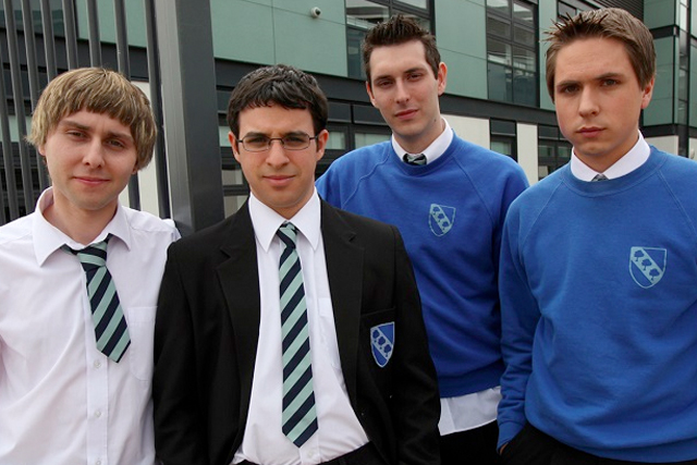 The Inbetweeners: C4 show will no longer be available on YouTube