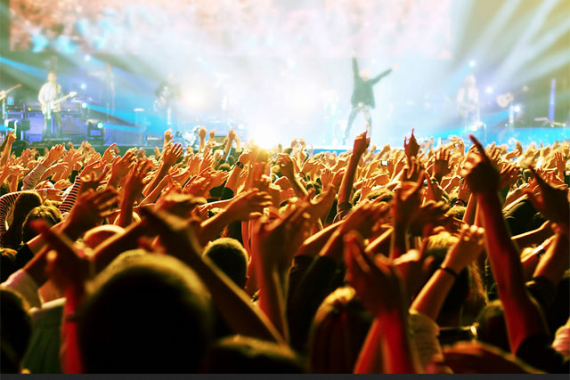 LoveLive: filming 12 Spotify-branded concerts