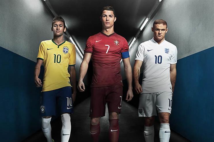 Twitter's World Cup dream team: Neymar, Ronaldo, Rooney