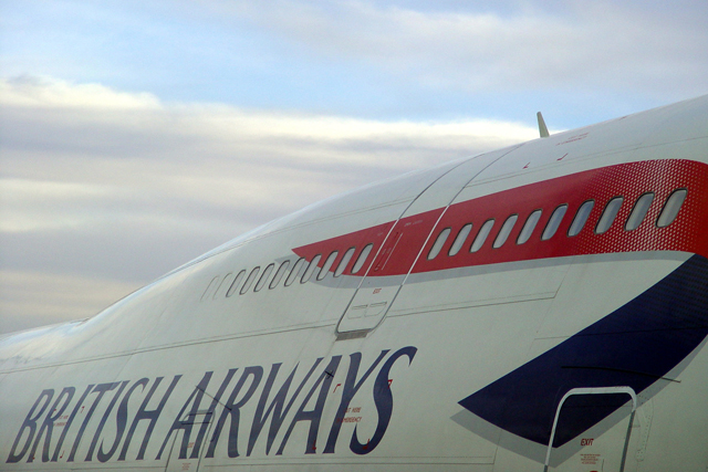 British Airways: a domestic tier one Olympic sponsor