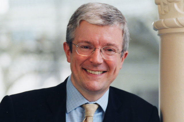 Tony Hall: new director general of the BBC (photo: Rob Moore)