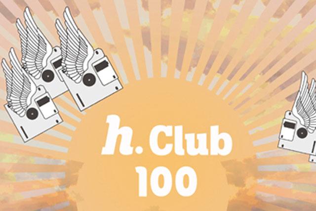 The Hospital Club: celebrates creative and media in h.club 100