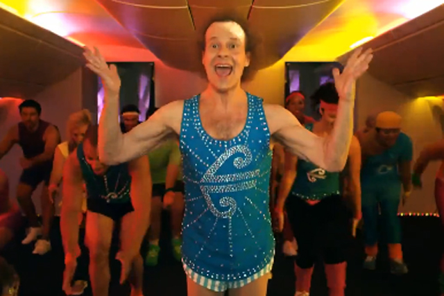 Air New Zealand: fit to fly campaign