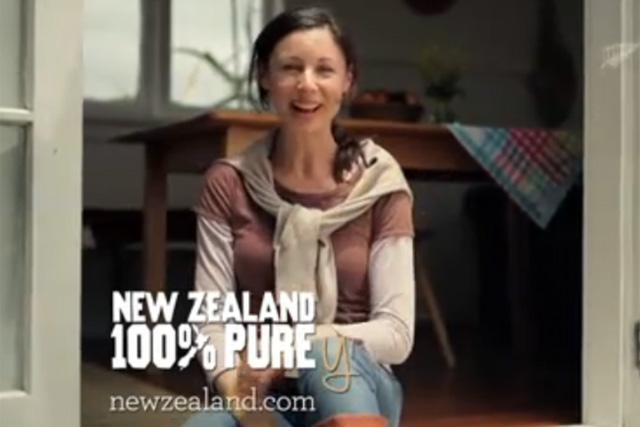 Tourism New Zealand unveils 100% Pure You