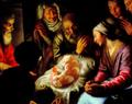 Big Prawn: nativity ad