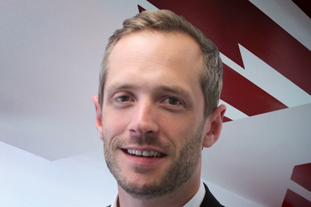 Paul Saville, client services director, Ignite
