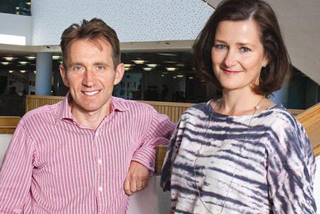 Bartle Bogle Hegarty London: Charlie Rudd and Mel Exon take up new roles