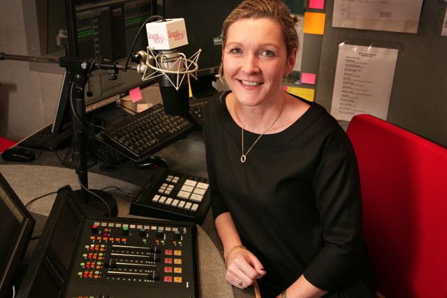 Karen Stacey: leaves Bauer Media after 16 years (photo credit Colin Stout)