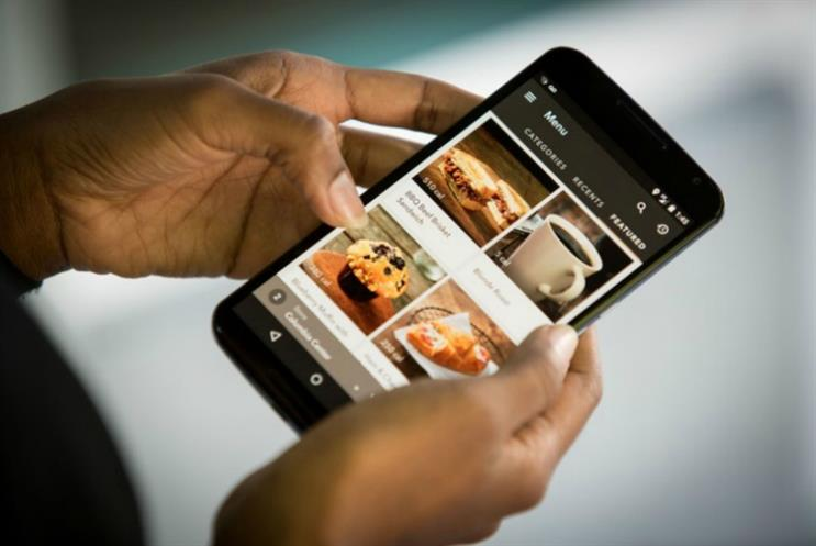 Starbucks: mobile order & pay service launches in the UK