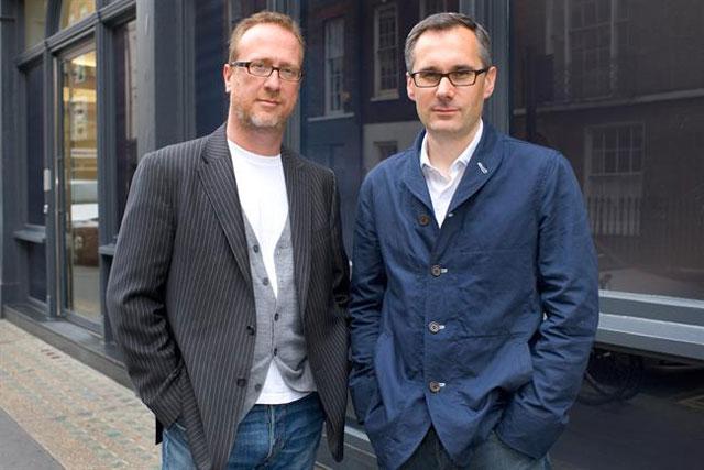 Matthew Charlton and Neil Dawson: both leave BETC London