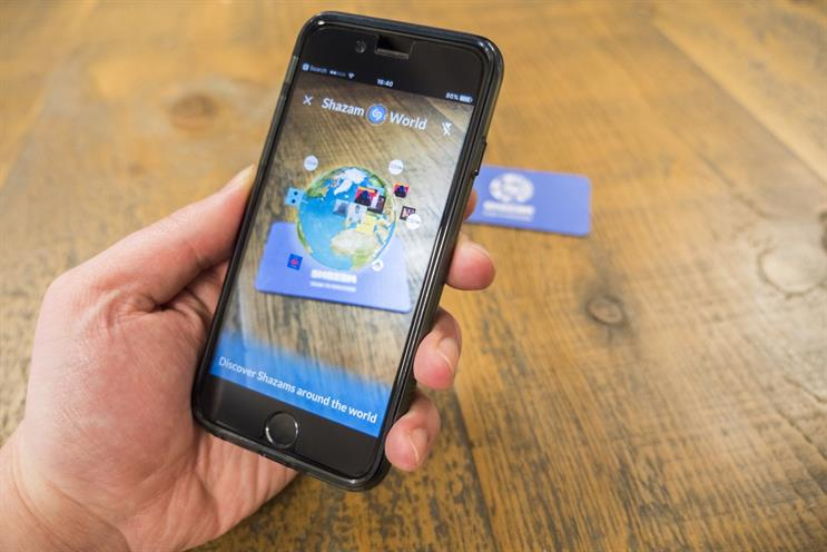 Shazam's new AR platform has one thing the others don't: Scale