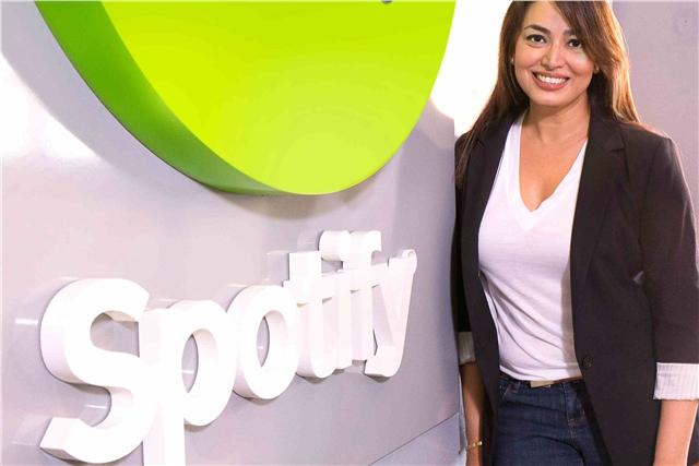 Spotify Asia MD Sunita Kaur.