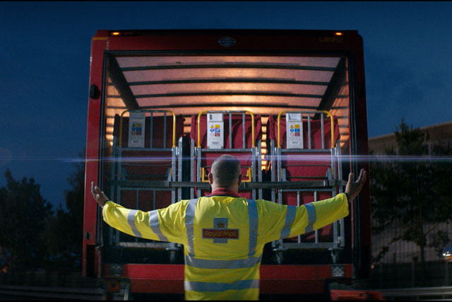 Royal Mail: 'we love parcels' by Beta London