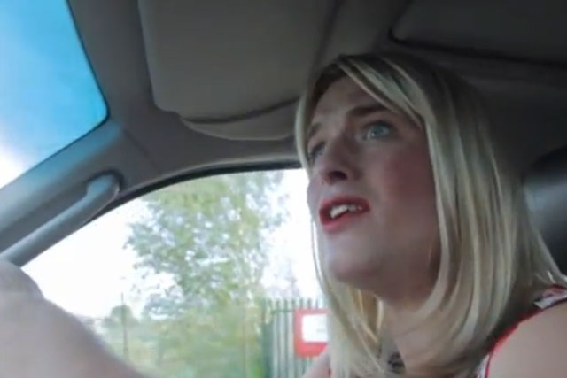 Confused.com: YouTube series shows male driver testing benefits of being a woman