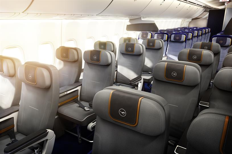 LLufthansa: claims a world first with augmented reality app