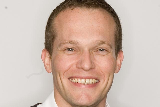 Chris Bibby: joining Barclaycard from Virgin Media