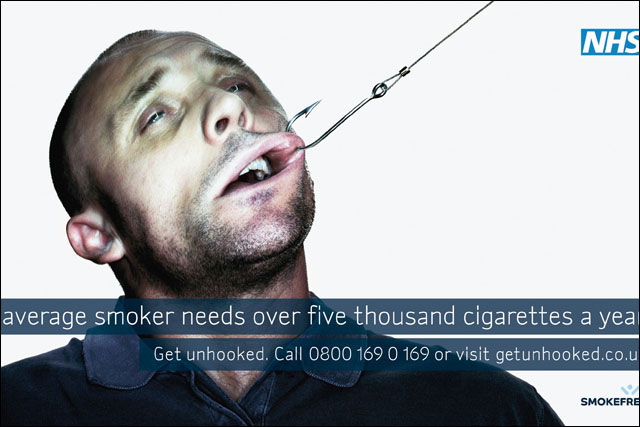 Smokefree campaign: adspend slashed