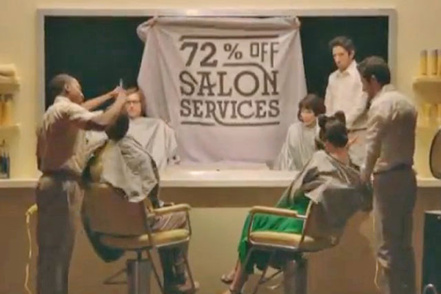 LivingSocial: promotes UK business in campaign by The Martin Agency