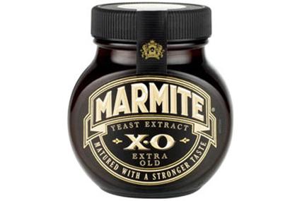 Marmite XO: latest variation from Unilever