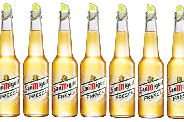 San Miguel Fresca: latest offering from Carlsberg