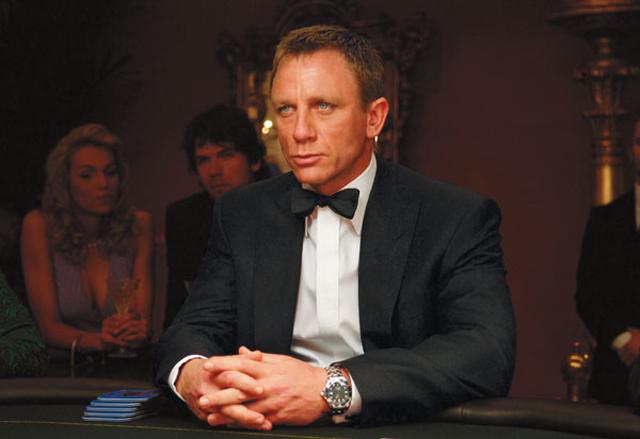 Bond: weird tie ups