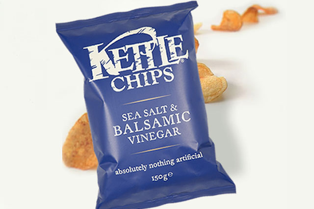Kettle Chips: appoints 101