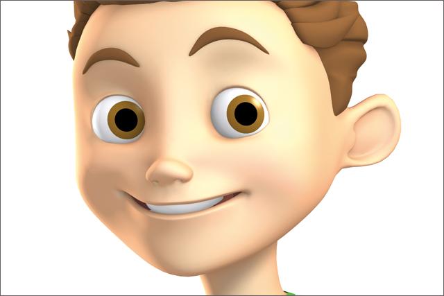 Olly: Aquafresh introduces a new character