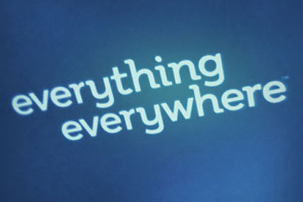 Everything Everywhere: new brand alongside Orange and T-Mobile