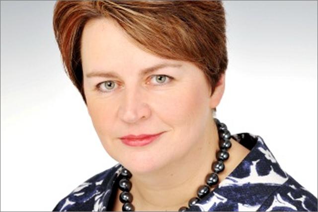 Caroline Taylor: IBM vice president of marketing and communications