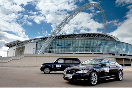 Jaguar Land Rover: official supporter for England's 2018 World Cup bid
