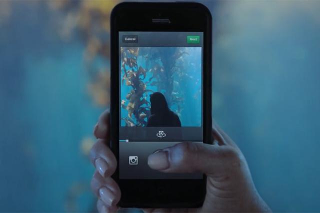 Instagram: Facebook adds video to the app