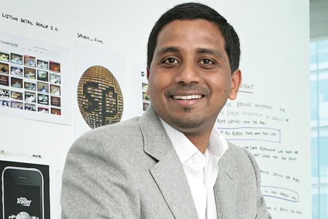 Nigel Vaz: European managing director, SapientNitro