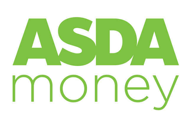 Asda Money: new financial services brand