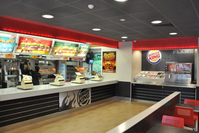 Burger King: drops beefburgers linked to former supplier Silvercrest