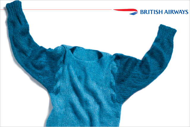 British Airways: runs short-haul campaign