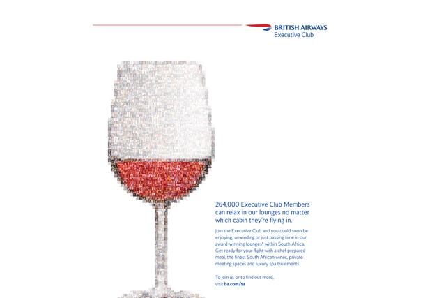 OgilvyOne campaign for British Airways' Executive Club