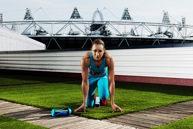 Powerade: Synergy ran social campaign for the brand with Jessica Ennis