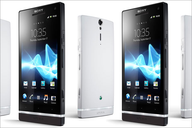 Xperia S: the first Sony-branded handset
