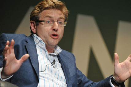 Keith Weed: chief marketing officer of Unilever