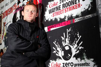Coca-Cola stood by brand ambassador Rooney despite recent allegations