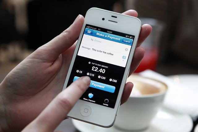 Barclays: launches Pingit mobile payment app