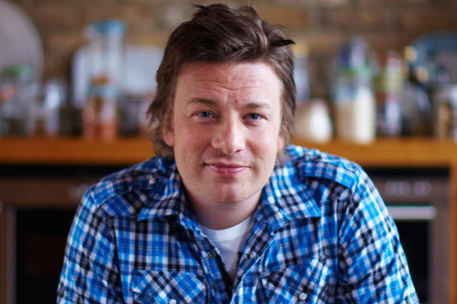 Jamie Oliver: teams up with Ocado (picture credit: David Loftus)