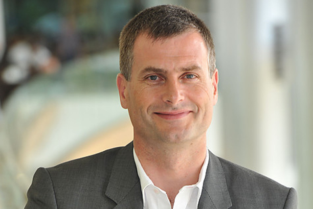 Ronan Dunne: chief executive of O2