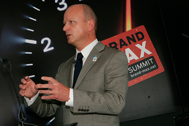 Richard Hudson: BMW's marketing director