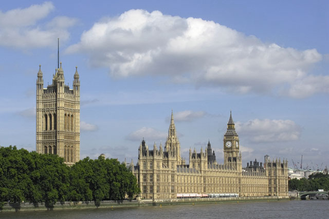 Westminster: the government pledges to boost marketing spend