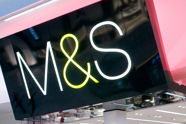 M&S: pulls 20p water trial