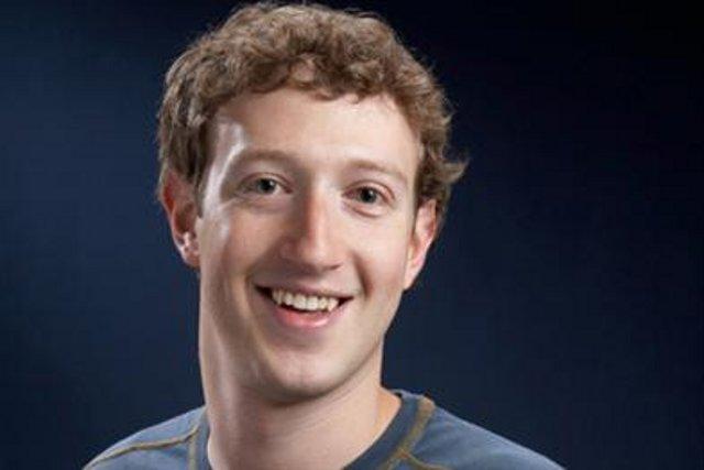 Mark Zuckerberg: Facebook chief executive and founder