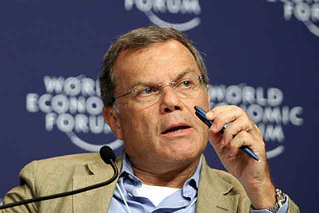 Sir Martin Sorrell: 'Life is tough'