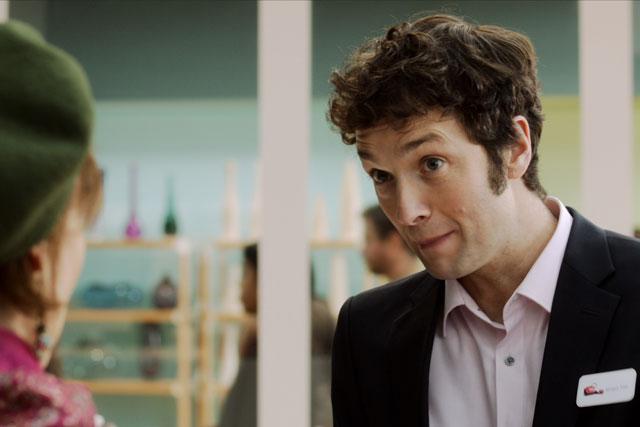 Direct Line: Chris Addison stars in insurance brand TV ads