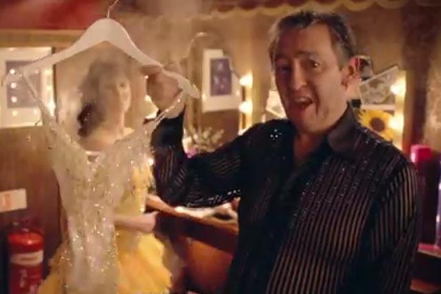 Aviva: ballroom TV ad features Paul Whitehouse